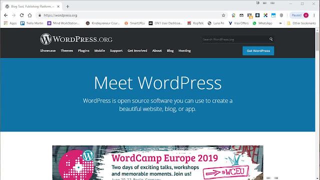 WordPress Intermediate Skills