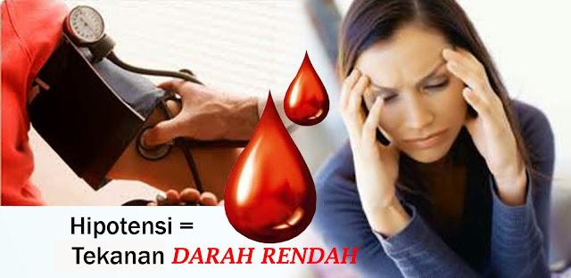 Apa itu Hipotensi, Penyakit yang Tak Kalah Menyeramkan Dibanding Darah Tinggi