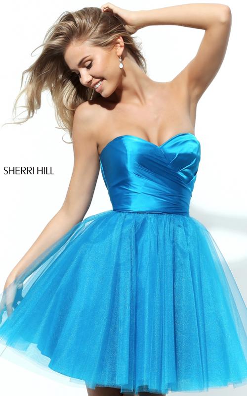 29e9d93934 http   www.girlhomecomingdress.com short-sherri-hill-dress-c-4 tur-sherri- hill-50657-short-tulle-sweet-16-graduation-dress-p-612.html