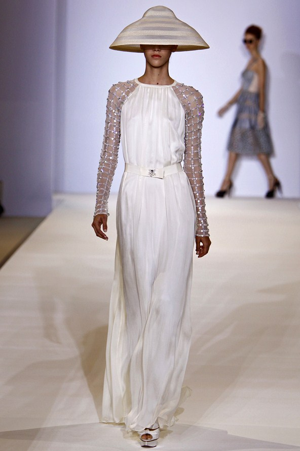 Temperley London Spring 2013 London Fashion Week