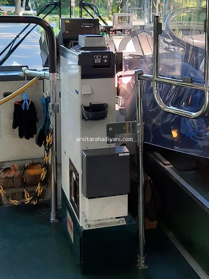Fakta Tentang Bus di Jepang