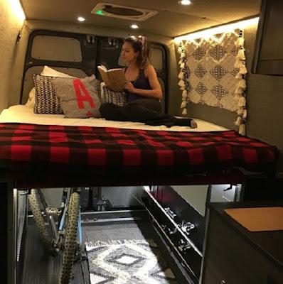 A-Lodge Adventure Van in Boulder Colorado