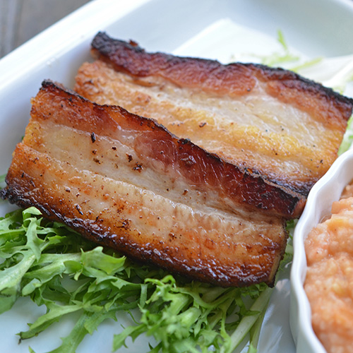 How to smoke pork belly on a pellet grill