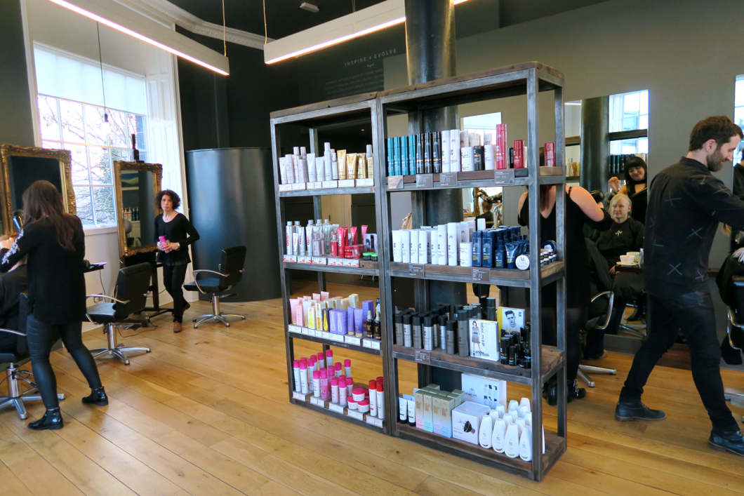 Hairdressers in Edinburgh