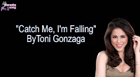 Catch Me, I'm Falling ByToni Gonzaga Music Bundle