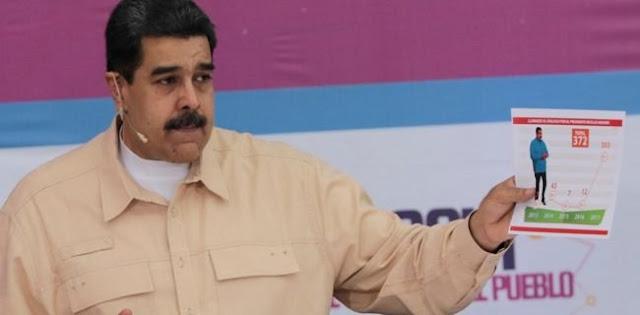 Ekonomi Venezuela Selangkah Menuju Kegagalan?