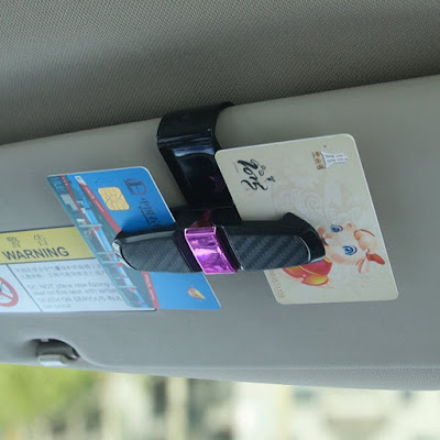 Carbonfiber Car Organizer