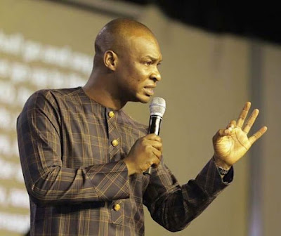 Apostle Joshua Selman Reveals What Love Means To A Man And A Woman