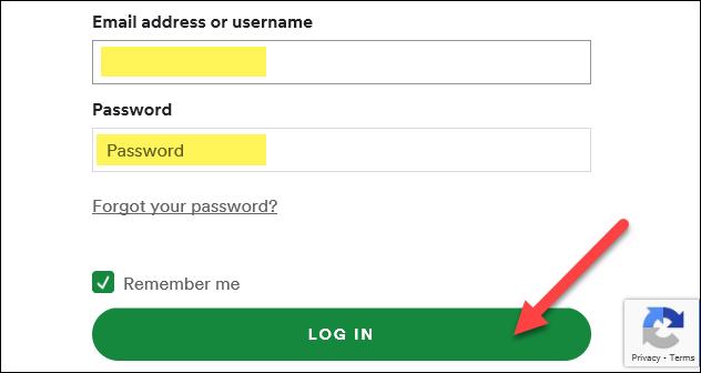 تسجيل الدخول إلى حساب سبوتيفي الخاص بك