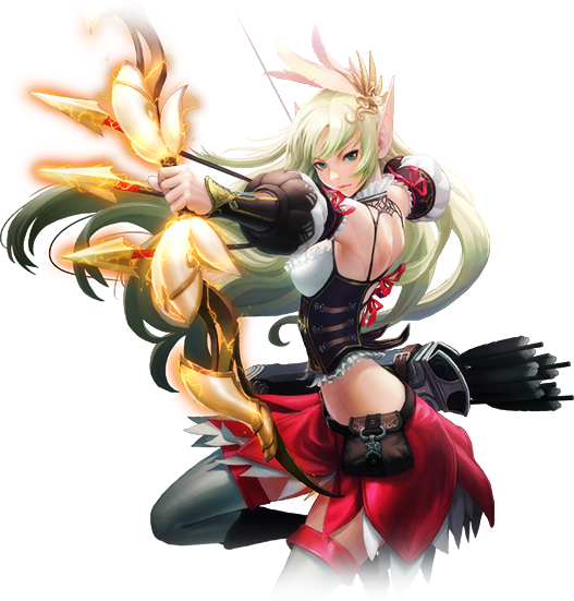 Dimana Download Anime: Echo Of Soul: Skill Build Archer PVE