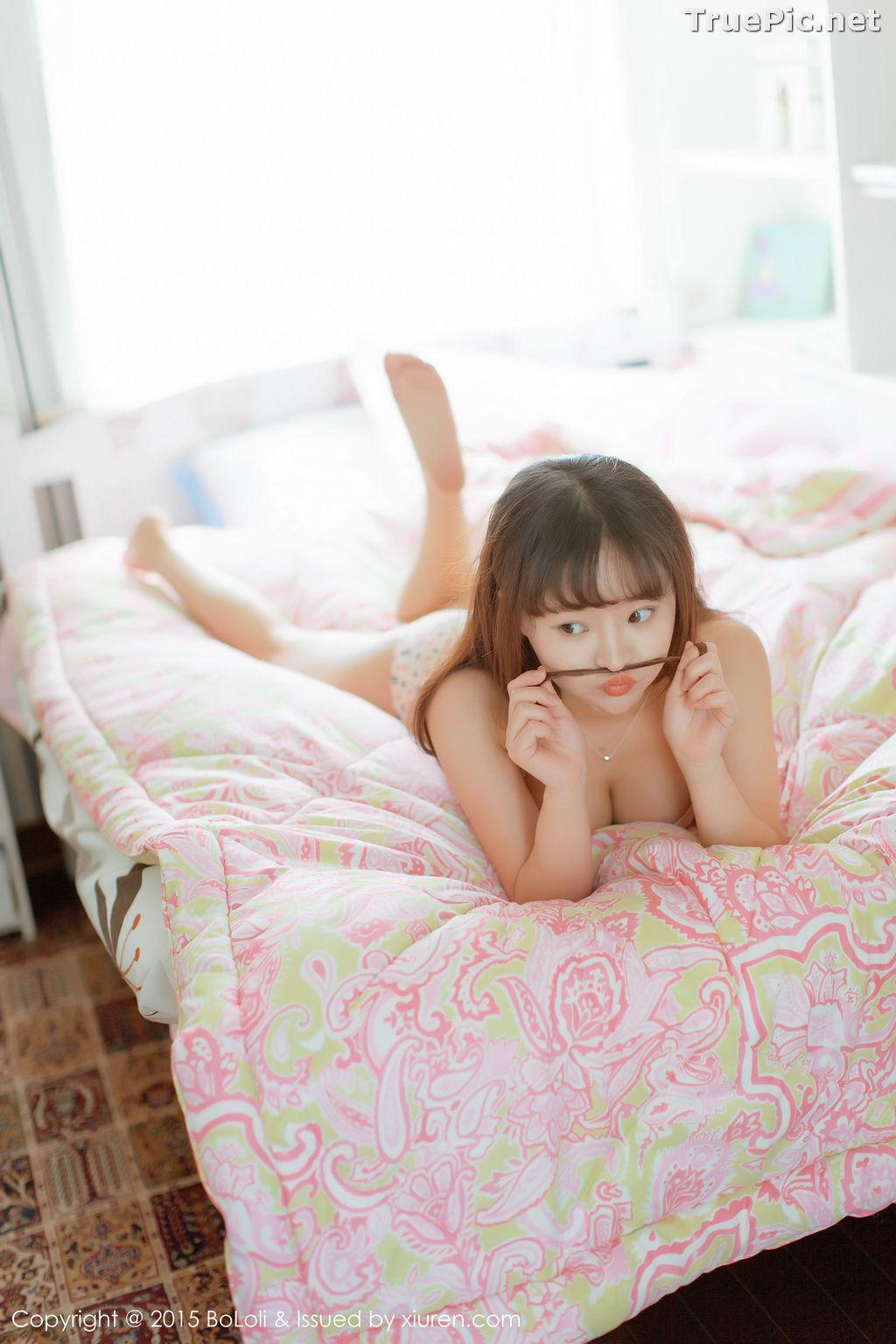 Image BoLoli Vol.002 - Chinese Cute Model - Liu You Qi Sevenbaby (柳侑绮Sevenbaby) - TruePic.net - Picture-7