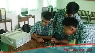 SMK Muhammadiyah Jepara Jalin Kerjasama Dengan Polytron