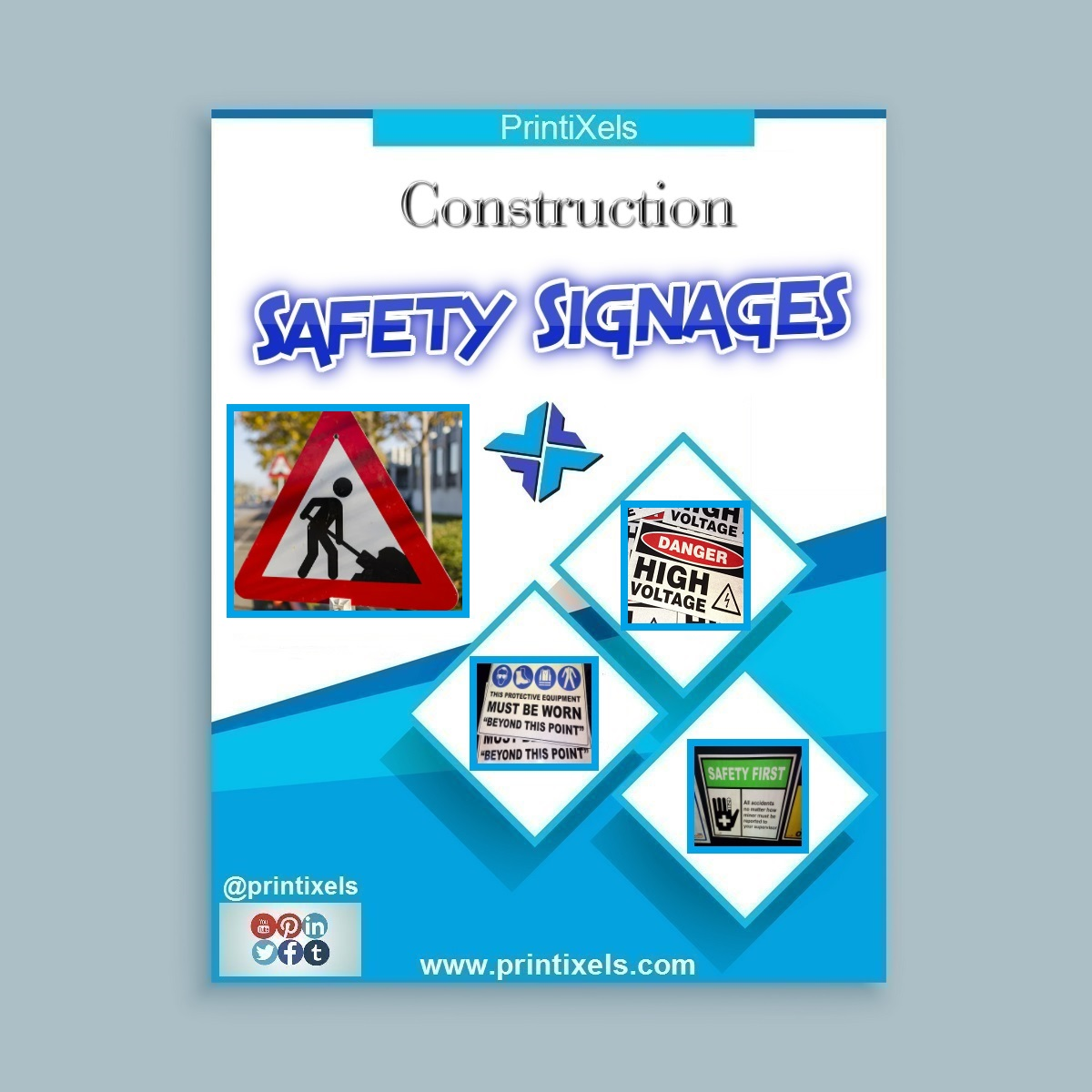 Construction Safety Signages