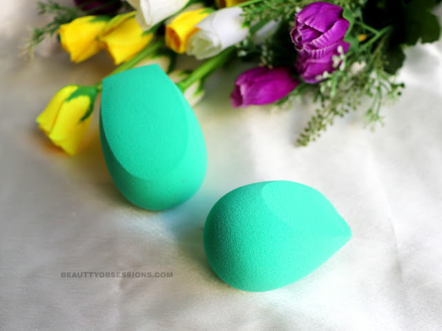 Puna Store Makeup Sponge Review & Comparision with PAC Beauty Blender (Video Inside)