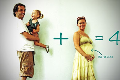 10 Great Ideas for Pregnancy Announcement Cards