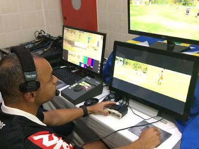 Para ajudar os árbitros goianos a ver os lances, Atlético x Aparecidense terá VAR