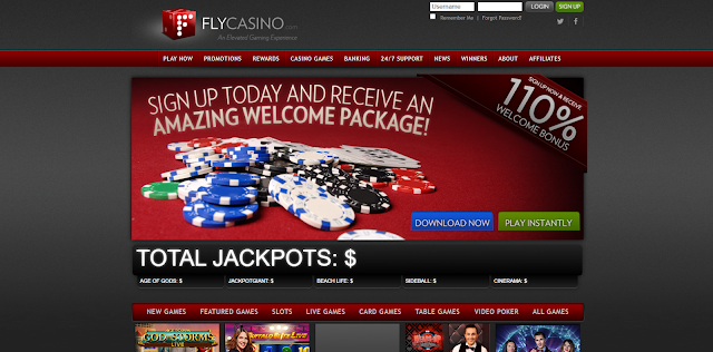 Fly Casino Review