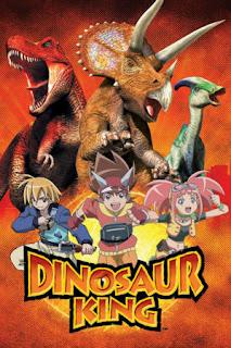 Capitulos de: Dinosaur King