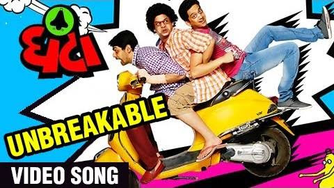 UNBREAKABLE Marathi Video Song - GHANTAA ~ Hariharan, Shannon Donald