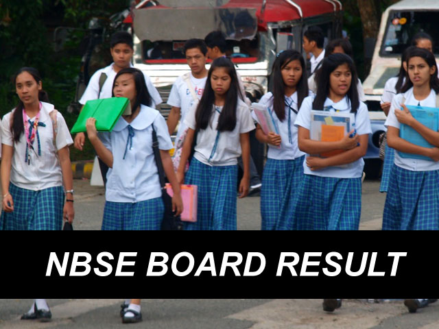 NBSE Board Result 2018 Nagaland Board Result Declared @nbsenagaland.com