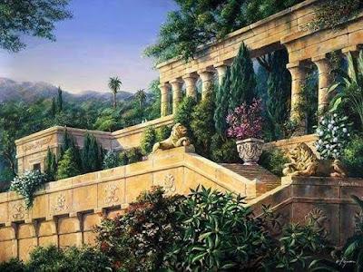 Misteri Taman Gantung Babilonia, Benarkah Ada atau Hanya Dongeng Belaka.jpg