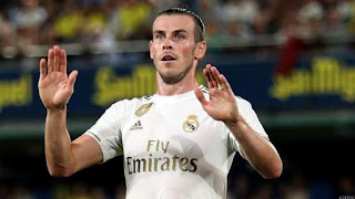 Bale's Agent Not Worried About Real Madrid Banner