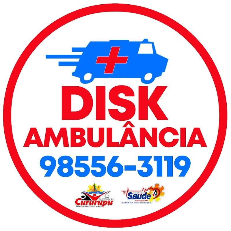 'Disk Ambulância' (98) 98556-3119, já está em funcionamento no município.