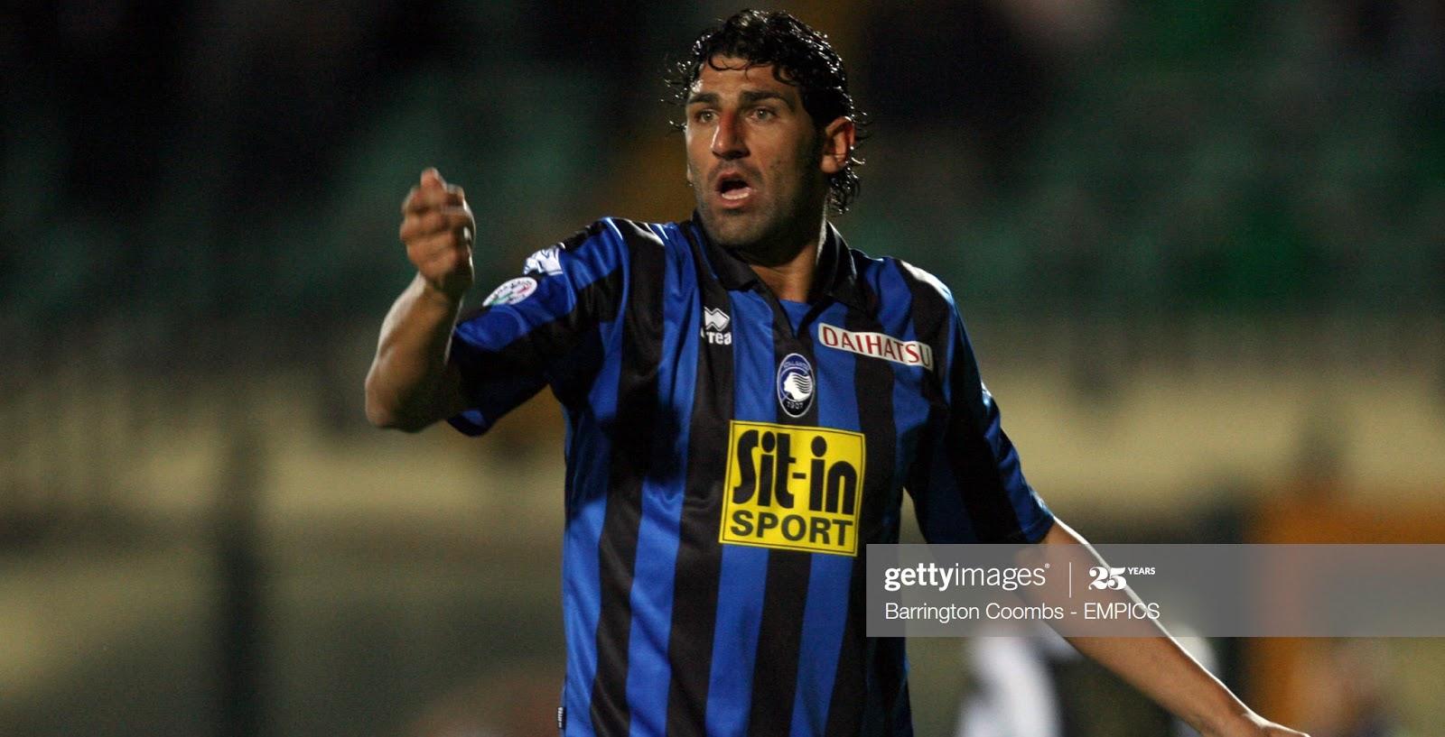 Intervista a Moris Carrozzieri, ex difensore di Palermo e ...