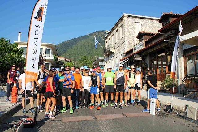 Με 100 αθλητές ο Αγώνας Υπεραπόστασης «ΑΕΘΛΙΟΣ» 62 χλμ Λεβίδι – Αρχ.Νεμέα