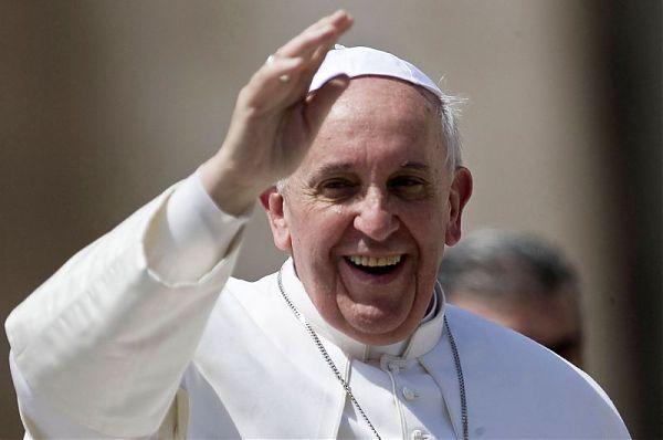 """Papa Francesco: """"Lo spirito delle Olimpiadi di Rio 2016 ispiri tutti alla solidarietà"""""""