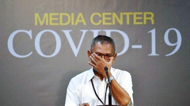 Sebut Warga Miskin Tularkan Penyakit ke Si Kaya, DPR Desak Jokowi Evaluasi Kinerja Jubir Corona