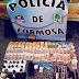 La policía allanó y desarticuló un presunto centro de distribución de estupefacientes