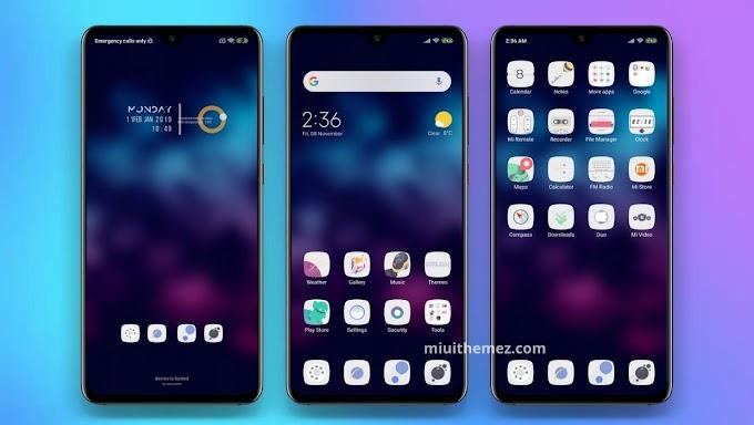 P10 MIUI 11 Theme | Xiaomi Redmi Themes