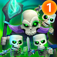 Clash of Wizards Apk Game for Android