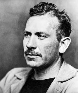 American Writer John Steinbeck