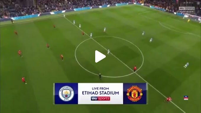 VIDEO: Manchester City 1:2 Manchester United / Premier league