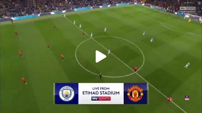 VIDEO: Manchester City 1:2 Manchester United / Premier league