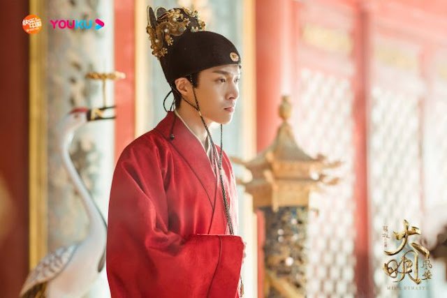 ming dynasty chinese historical zhang yixing lay