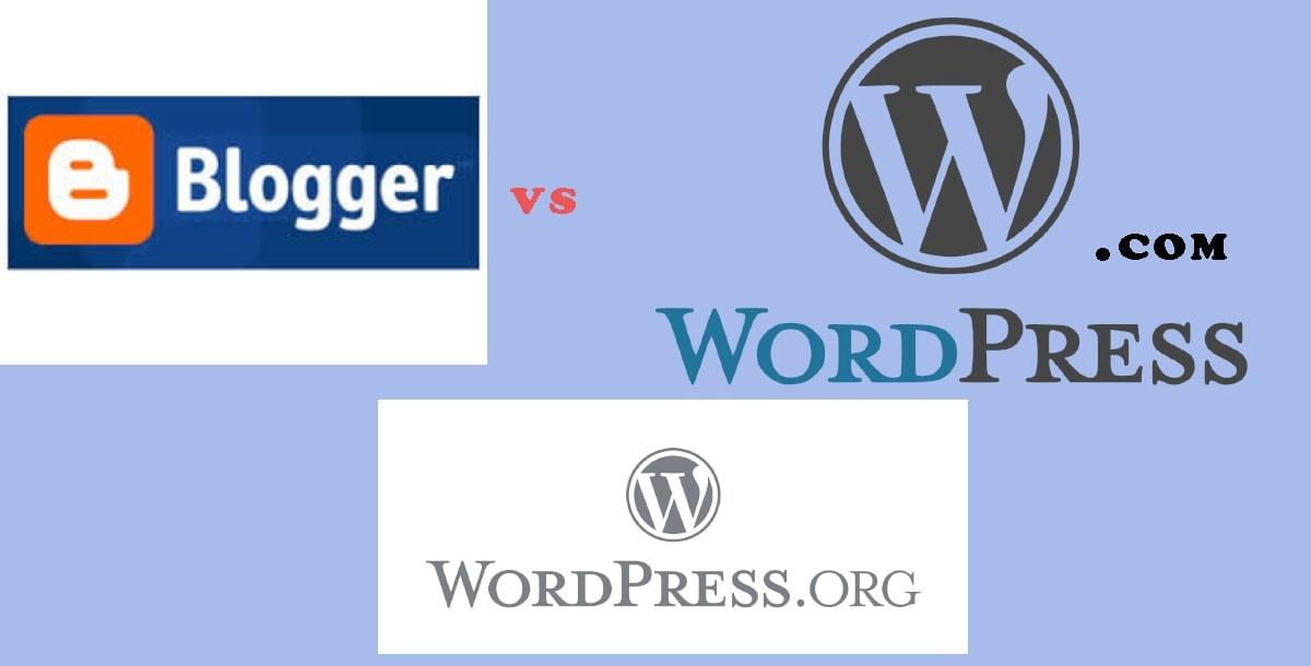 Choosing a Blogging Platform