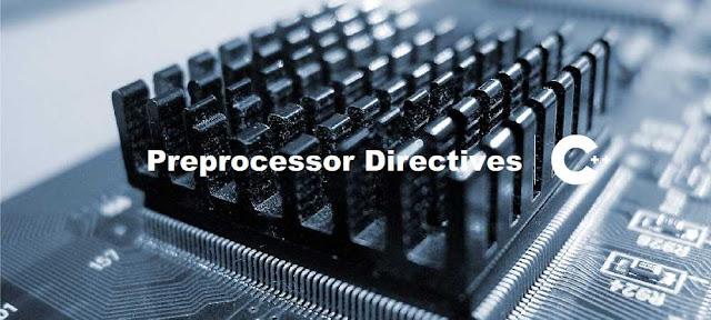 Pengertian dan Macam-macam Preprocessor Directives C++ - belajar C++