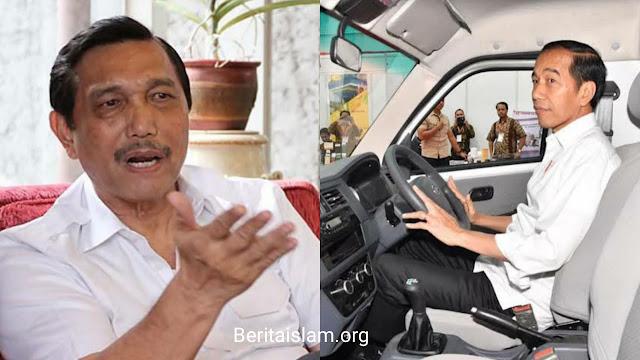 Hersubeno Arief: Lho....Opung Luhut Kok Takut Rem Mobil Esemka Blong?