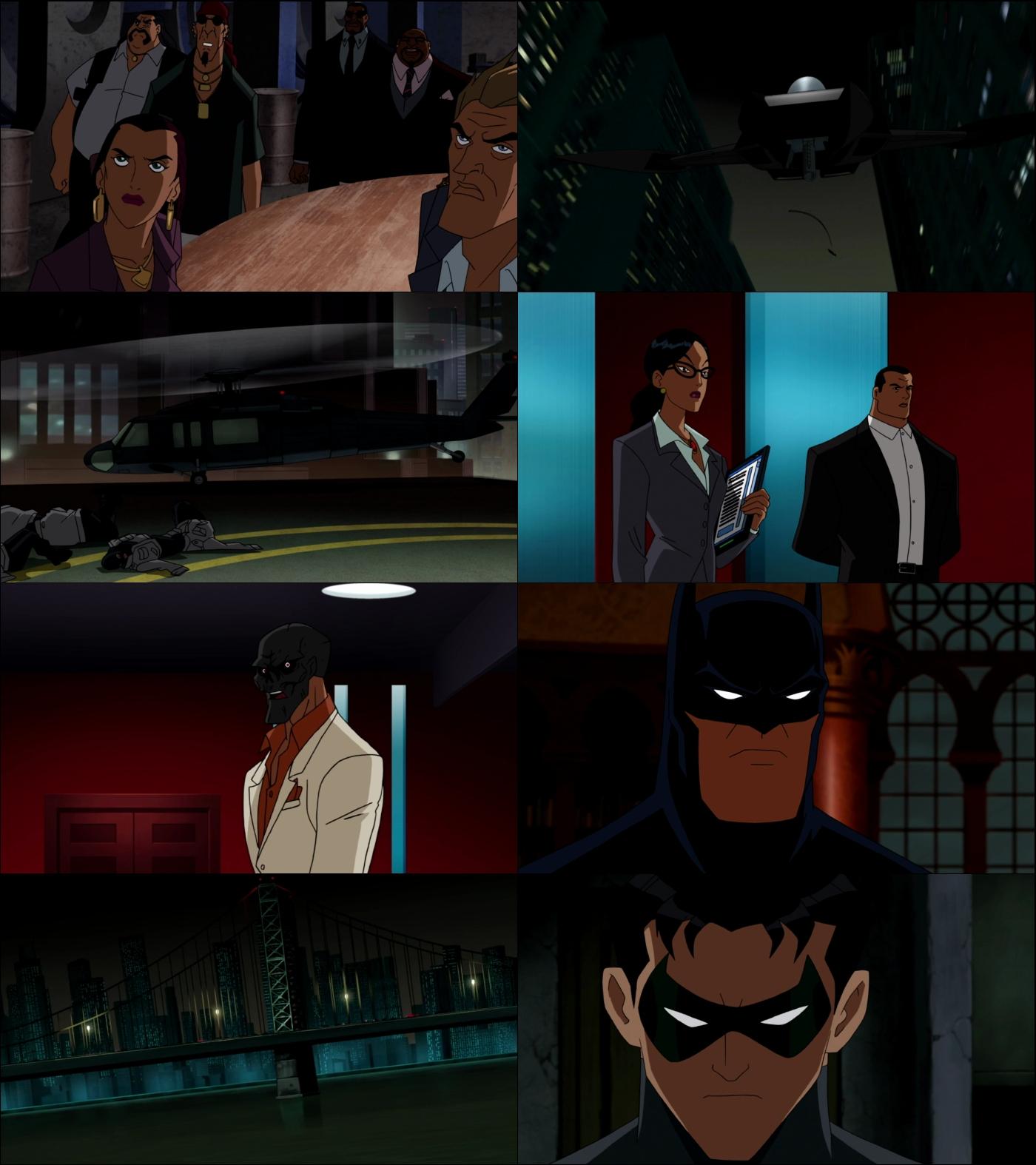 Batman Capucha roja 1080p Latino