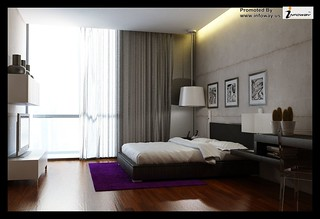 simple classic bedroom design