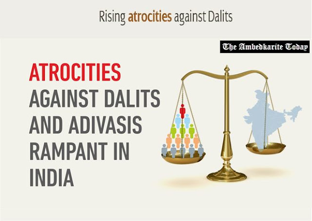Atrocities against dalits and adivasis in INDIA