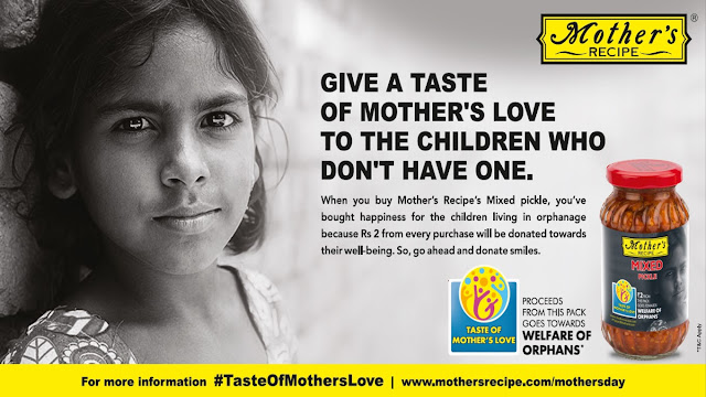 Share the #TasteOfMothersLove this Mother's Day