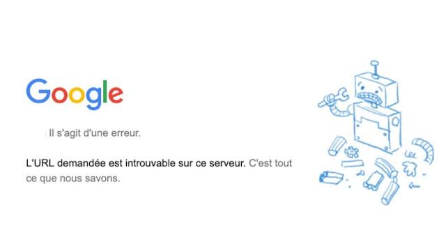 توقف YouTube والعديد من خدمات Google عن العمل فجأة