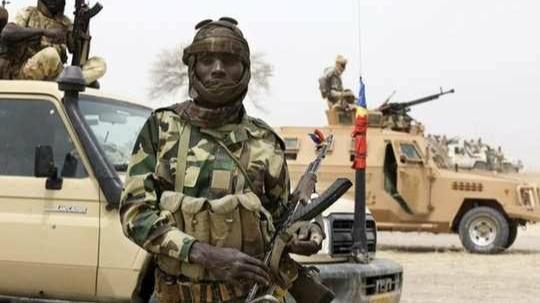 Big terrorist attack in Niger