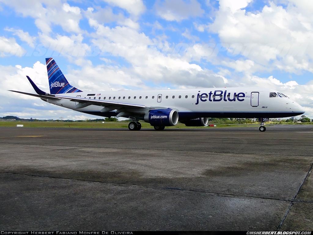 Azul e JetBlue firmam acordo de codeshare