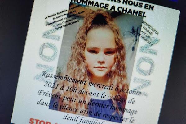 Pas-de-Calais : Victime de harcèlement scolaire, Chanel, 12 ans, s'est suicidée à Frévent