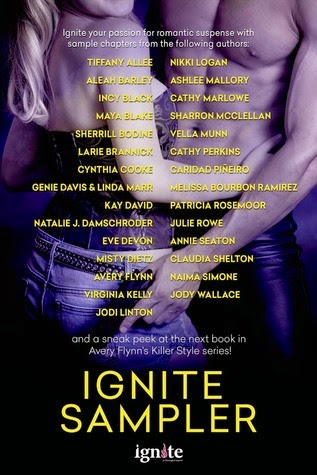 https://www.goodreads.com/book/show/22313577-ignite-sampler